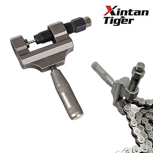 Xintan Tiger Chain Breaker #420 428 520 525 530 Chain Dismantle Tool Suitable For Motorcycle/ATV Dune Buggy/Mower Chains by Xintan Tiger