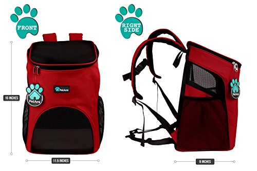 Review Premium Pet Carrier Backpack