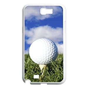 New Fashion Hard Back Cover Case for Samsung Galaxy Note 2 N7100 with New Printed Golf
