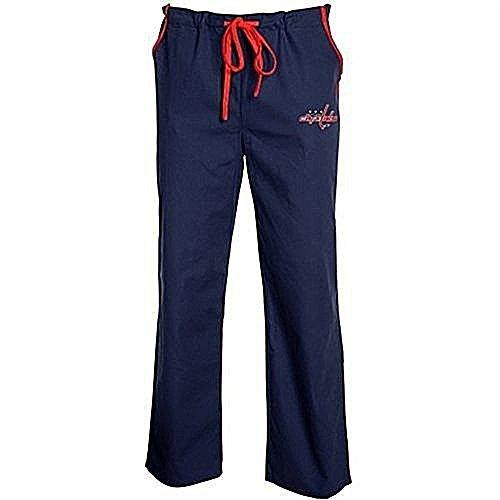 Washington Capitals Unisex Scrub Pants Size XL