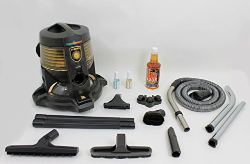 Reconditioned Rainbow Hardwood Floor Canister E Series Vacuum Cleaner Loaded with New GV Tools & Accessories