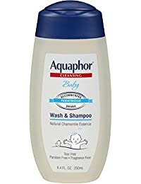 Aquaphor Cleansing Baby Wash & Shampoo 8.40 oz (Pack of 3) BOBEBE Online Baby Store From New York to Miami and Los Angeles