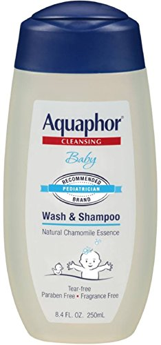 Aquaphor Gentle Wash & Shampoo - 8.4 fl oz