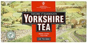 Yorkshire Tea Bags (12 X 240's Pack) by Yorkshire Tea