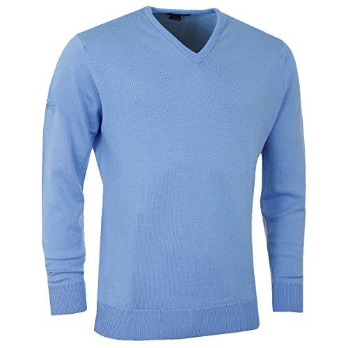 Pullover V-neck Callaway - Callaway Golf Men's Merino High V Neck Sweater - US M - Provence
