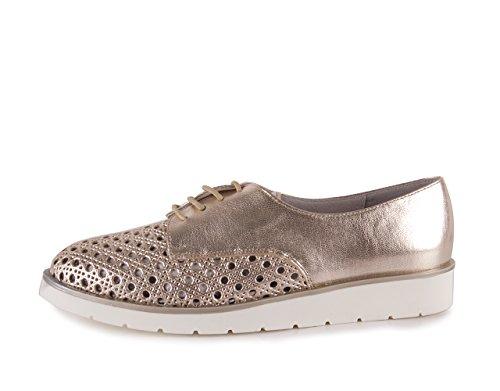 Chamby Zapato Cordones Kat Oro