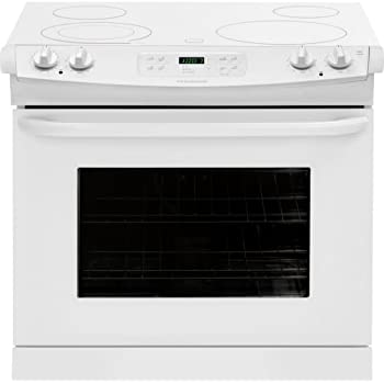 Amazon.com: Frigidaire ffed3025p 30 inch 4,6 CU. FT. Drop-in ...
