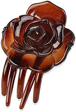 Trendy Baubles Duck Clip : Brown For Women Women's Hair Clips at amazon