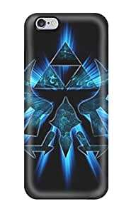 Flexible Tpu Back Case Cover For Iphone 6 Plus - Legend Of Zelda