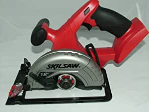 5-3/8 Inch Skilsaw Model 5995 Skil Circular Saw (bare tool - no battery or charger)