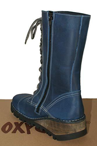 Boot Model Stitch Tamar Oxygen Down Blue zqRxaT