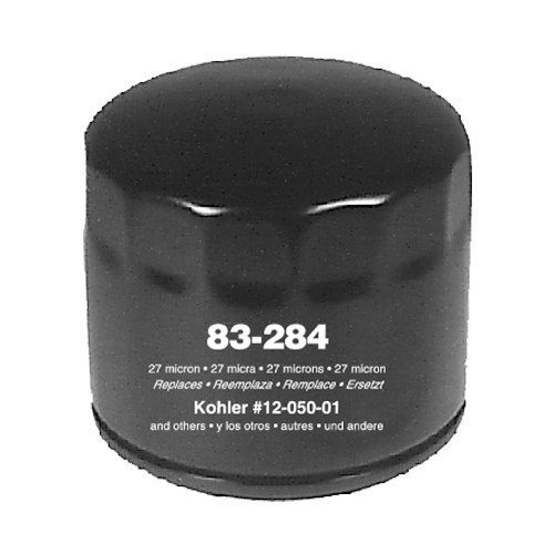 Oregon 83-284 Oil Filter Replaces John Deere AM254424 KH1205008 Kohler 12-050-01 12-050-01S Outdoor, Home, Garden, Supply, Maintenance - Horiz Filter