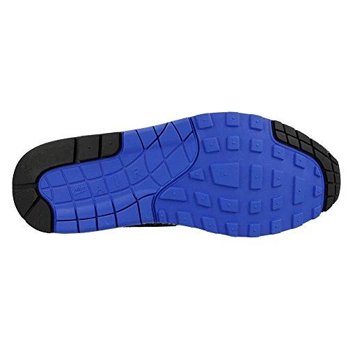 Nike - Zapatillas Deportivas Air Max 1 Deluxe para Hombre - 684708 Black / Hyper Cobalt-White-Black