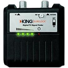 KING SL1000 SureLock TV Antenna Signal Meter