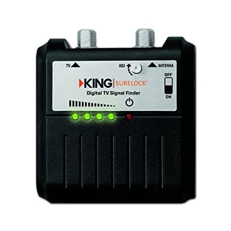 The 8 best king sl1000 surelock tv antenna signal meter