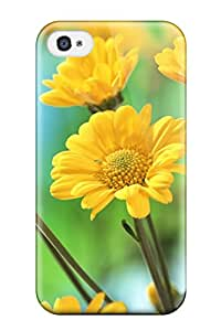 Hot BERoWPj15007TxlgM Hd Flowerss Tpu Case Cover Compatible With Iphone 4/4s
