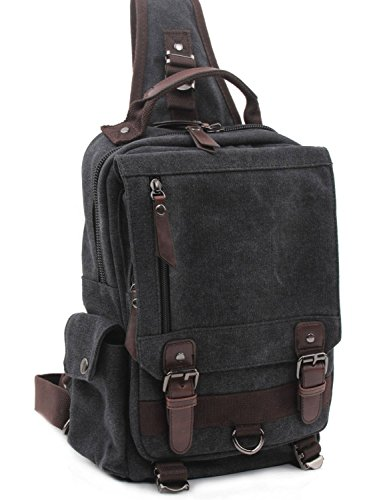 Body Black Man Made Handbags - 9