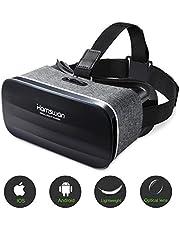 HAMSWAN Gafas de Realidad Virtual, Gafas VR