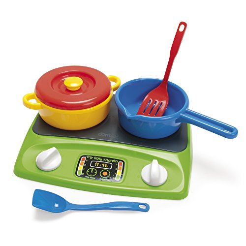 "American Educational Products DT-4245 Stovetop Cooking Set Activity Set, 3.904"" Height, 9.75"" Wide, 11.71"" Length"