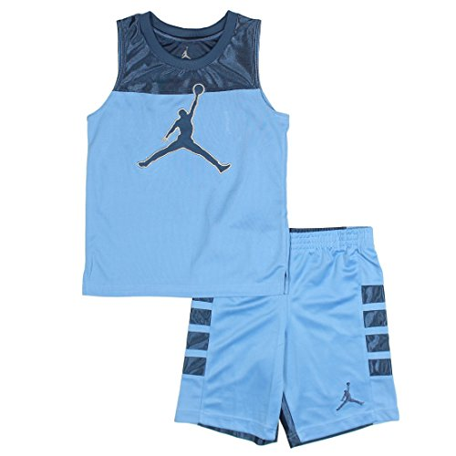 Jordan Little Boys' 2 Piece Tank Shorts Set Size 7
