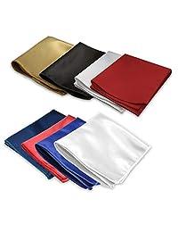 Pañuelos Para Hombre Kit de 8 piezas Fashion Pack