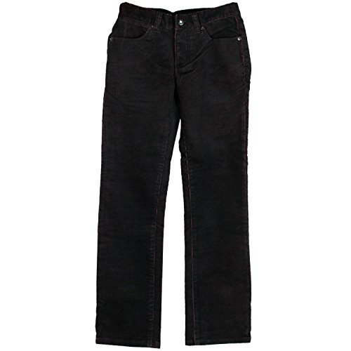 KR3W Skateboard EE Slims Cord Pants Sz 26 Black Cord