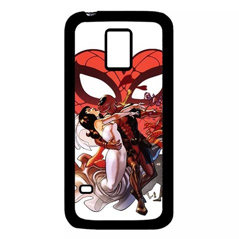 Fancy Spiderman Super Heroes for Samsung Galaxy S5 MINI Durable Phone Shell Case