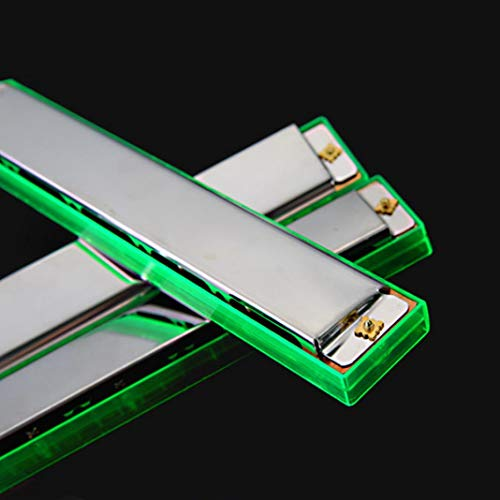 Lucky Direct Harmonica Orchestral Instrument Harmonica 24 Holes Harmonica Musical Instrument Children Early Education…