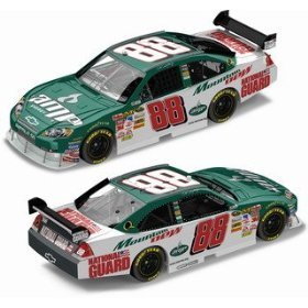 Motorsports Authentics Dale Earnhardt Jr #88 AMP Energy Mountain Dew National Guard Pit Stop 1/64