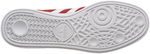 Or scarlet Blanc Munchen 0 Rouge Pour Adidas Hommes Chaussures Mtallis Baskets x87qF0X