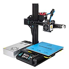 Kingroon DIY Aluminum Resume Printer, Printing space (180x180x180mm)Why choose Kingroon?1, Our value: Kingroon focus on 3D printing business for years. From accessories to the printing machine, Kingroon want to make things more valuable for t...