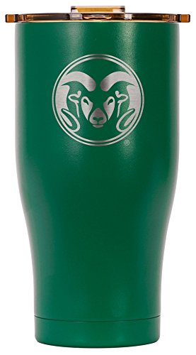 ORCA Chaser Laser Etched Colorado State Cooler, Green, 27 oz by ORCA