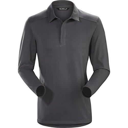 Arc'teryx Men's Captive Long Sleeve Polo Pilot Shirt