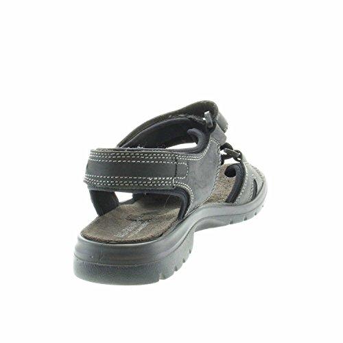 3141102 Noir Sandales 11 Homme Pour Lurchi ZqwXdSw