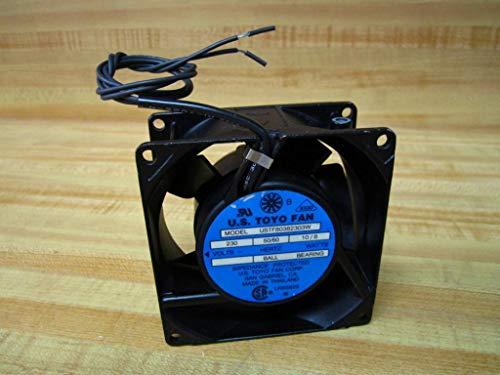 U.S.Toyo Fan USTF80382303W AC Cooling ()