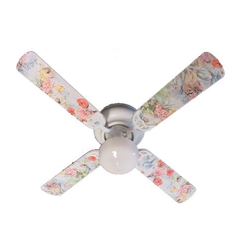 Ceiling Fan Designers Ceiling Fan, Magical Fairies, 42