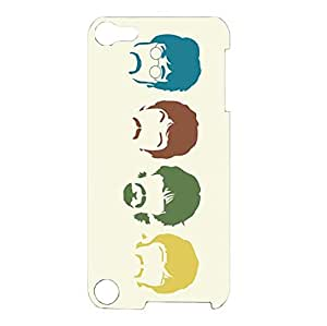 Cute Design The Beatles Phone Case Snap On Ipod Touch 5th Generation The Beatles Luxury Logo