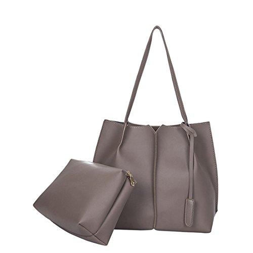 Mujer Shoppers y bolsos de hombro Bolsos bandolera Carteras de mano y clutches Barna