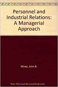 approaches to industrial relations pdf