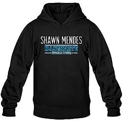 Men's Shawn Mendes Illuminate World Tour Fashion Sweatshirt Hoodie