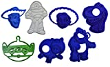 TOY STORY SET OF 7 BUZZ WOODY JESSE REX HAMM LOTSO LGM SPECIAL OCCASION COOKIE CUTTERS FONDANT BAKING TOOL 3D PRINTED USA PR1003