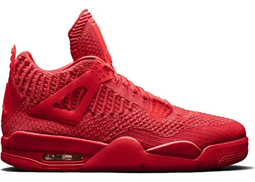 Jordan 4 Retro Flyknit University Red (AQ3559-600)