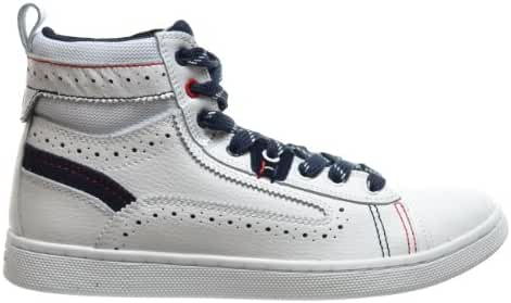 Tommy Hilfiger Stay Men's Sneakers White Multi Leather tmstay-white