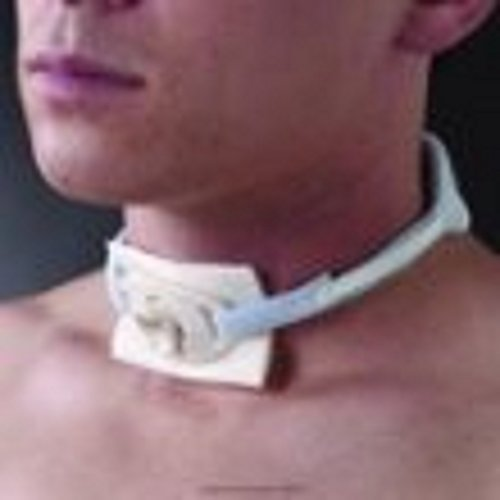 Foam Trach Ties To Secure Trach Tubes Prevent Extubation, Large, 12 count