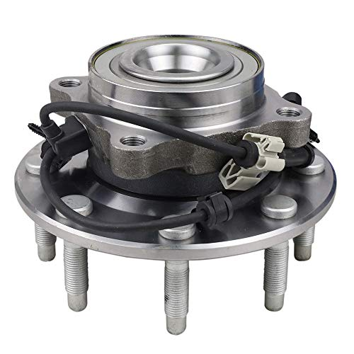 - Front Left/Right Wheel Hub Bearing Assembly fit for Chevy 00-06 K-2500 (Suburban)/01-07 Silverado 1500 (1500HD)/99-07 Silverado 2500 (2500HD)/02-06 Avalanche 2500, GMC 01-07 Sierra 1500 (1500HD), 4WD