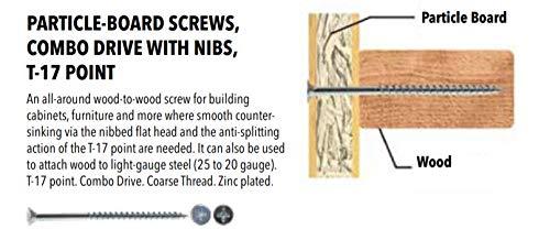 Case 2000 3 Inch Wood Screw