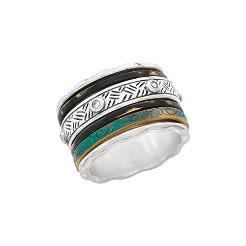 silpada-isabella-spinner-sterling-silver-and-patina-brass-ring