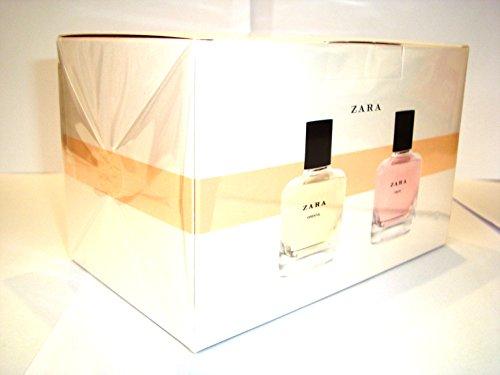 Zara New Four Bottles Fruity Edt 100ml Oriental Eau De Toilette