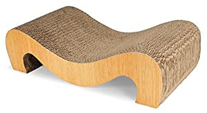 Petlinks Purr Highness Multi-Angle Corrugated Cardboard Scratcher