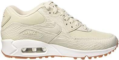 Nike Women's WMNS Max 90 PRM Sneakers, Beige (Light BoneGum
